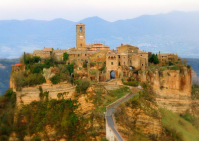 Hilltop Towns of Italy