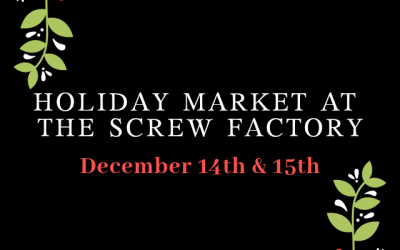 Screw Factory Holiday Market